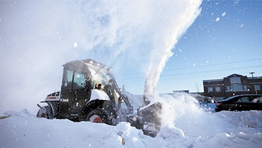 Utility Vehicles And Snow Removal Bobcat Company